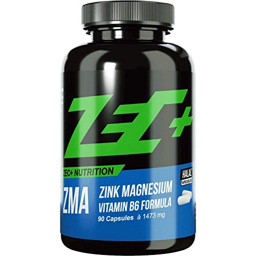 Zec+ Nutrition ZMA