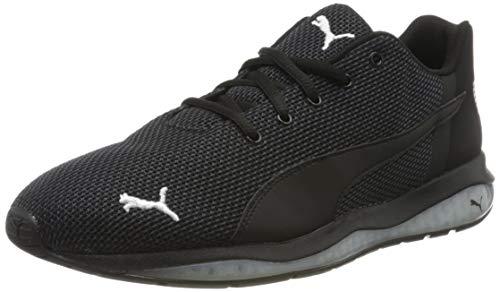 Puma Herren Cell Ultimate Point Sneaker, Schwarz Black White, 42.5 EU
