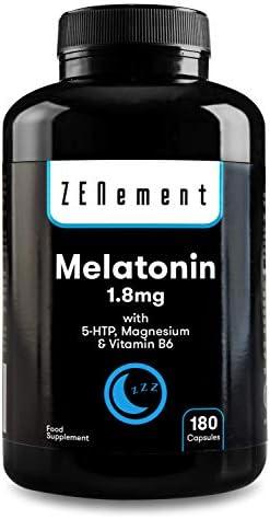 Melatonina 3mg importada