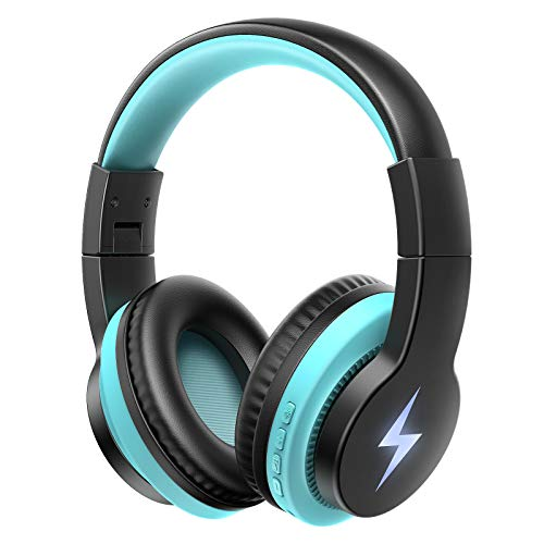 41RiTynkksL. SL500  - SIMOLIO Kids Headphones Bluetooth