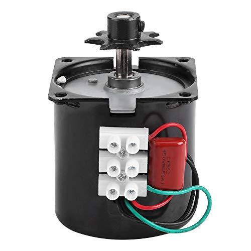 Wifehelper Motor de torneado de Huevos, Accesorio de incubación de incubadoras agrícolas Equipo de Motor de torneado de Huevos 220V