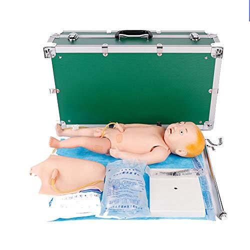 N \ A Multifunktionales Babypflege-Trainingsmodell, Trachealintubationsvenen-Punktions-Trainingsmodell Kann Katheterisierung Einlaufen Lassen, Für Medizinisches Training Und Operationsunterricht