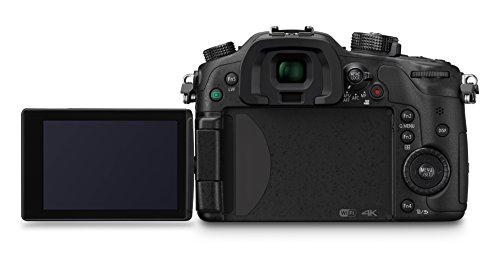 Panasonic DMC-GH4EG-K Lumix Fotocamera Digitale