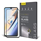 Olixar for OnePlus 6T Screen Protector Tempered Glass - Shock Proof, Anti-Scratch, Anti-Shatter, Bubble Free, Clear HD Clarity Full Coverage Case Friendly - Easy Application