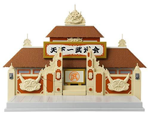 Dragon Ball Super - Dragon Stars World Martial Arts Tournament Stage Playset, S18 World Martial Arts Tournament Stage, Series 18