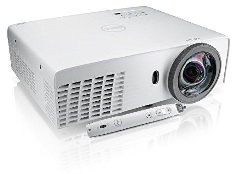 DELL 210-40960 - S320WI 3000 ANSI 2200:1 CONTRAST RATIO XGA HDMI 3D INTERACTIVE RJ45 3D SHORT THROW PROJECTOR