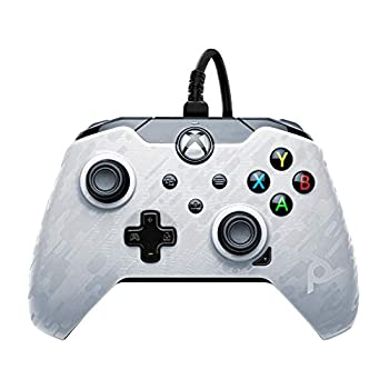 PDP Gaming Wired Controller  Ghost White - Xbox Series X|S Xbox One PC - Summer 2021 Model