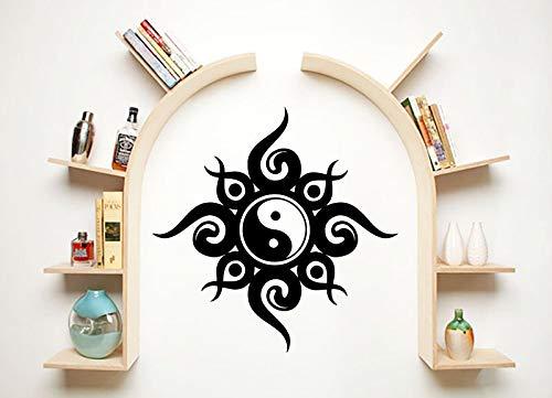 zhuziji Spezielle Entworfene Wandaufkleber Chinesischen Ying Yang Religiöse Serie Dekorative Kunst...
