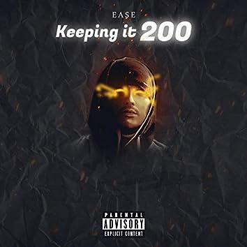 Keeping it 200