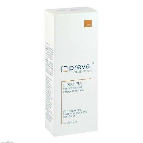 preval Dermatica Lipojoba Pflegeschampoo, 200 ml Shampoo