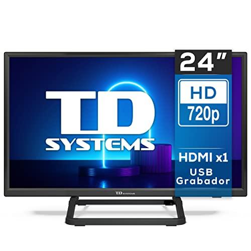 MD MANDOS. Mando A Distancia TELEVISIÓN TDSYSTEMS - Mando TELEVISOR