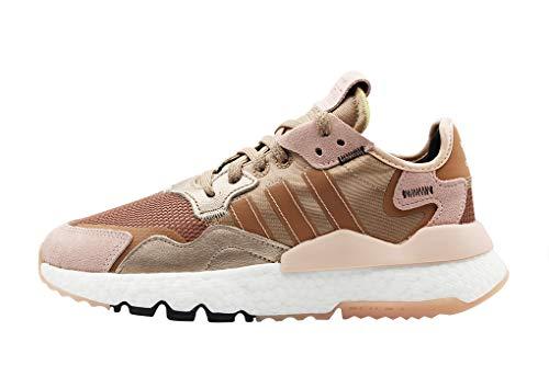 Adidas Wmn Nite Jogger Rose Gold Größe: 7(40⅔) Farbe: Rose