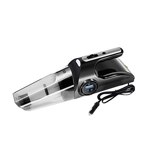 Z&LEI Aspirador portátil de la aspiradora, Limpiador de vacío automático de Mano Super Succión para el hogar Mini Limpiador Mojado y seco