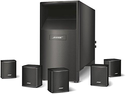 Bose ® Acoustimass 6 Series V Home Cinema Lautsprecher System schwarz