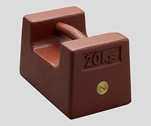 【校正対応】2-441-05枕型分銅M1RF-1KA【1個】(as1-2-441-05)