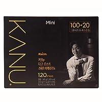 Maxim KANU(カヌ) ミニ ダークロースト甘いアメリカーノ(3g*120T) [並行輸入品]