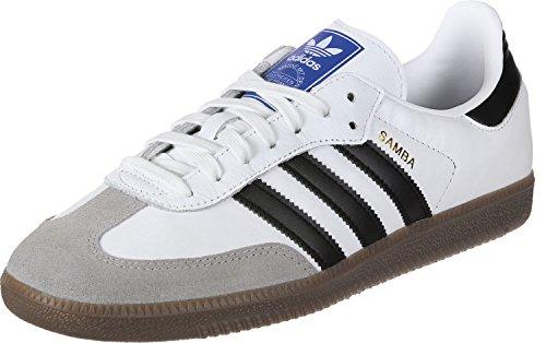 adidas Samba OG, Scarpe da Fitness, Bianco (Blanco 000), 38 EU
