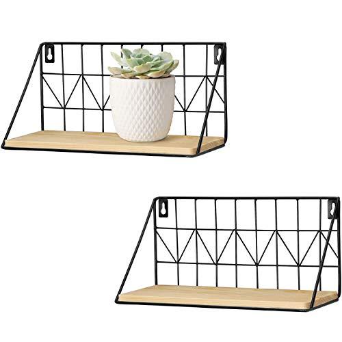 Mkono Floating Shelves Set