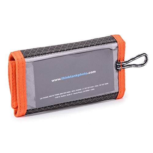 Think Tank Photo SD Pixel Pocket Rocket Memory Card Case (Orange)