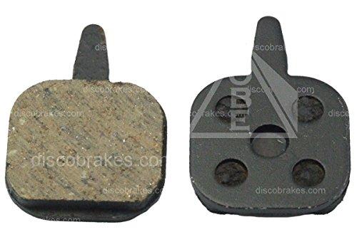 F1 Performance Disc Brake Pads / DiscoBrakes Pastillas de freno para todos los modelos de bicicletas Frenos Tektro. Auriga IOX IOX.11 N11 N11.11 en Kevlar, compuestos sinterizados o Semi-Metálica
