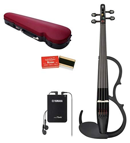 ヤマハ YAMAHA サイレントバイオリンセット YSV104S BL
