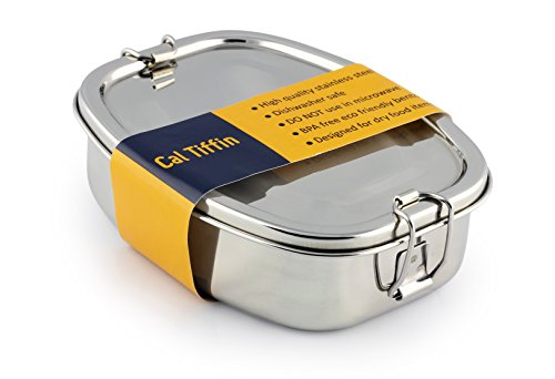 Cal Tiffin OVAL Bento Box lunch container