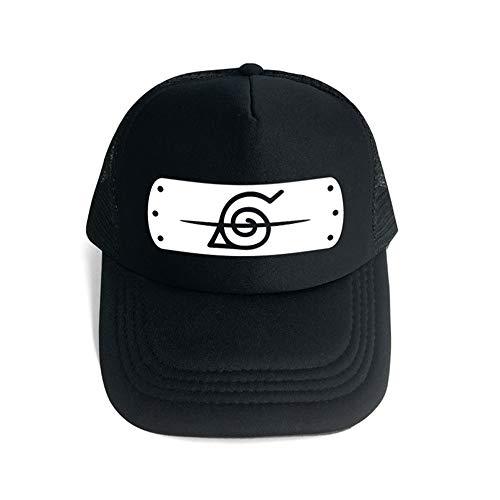 Anime Naruto Sombrero de Sol Deportes Al Aire Libre de Protección Solar Gorra de Béisbol para Pesca Cámping Gorra de Unisex