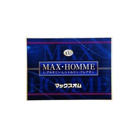 マックスオム 1箱60粒(約30日分)アルギニン シトルリン マカ クラチャイダム トンカットアリ