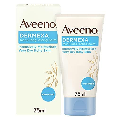 Aveeno Dermexa Fast and Long Lasting Balm, 75 ml