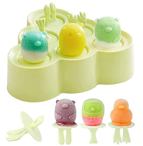 Moldes Helados Silicona, Mini Moldes para Helados, Poleras Helado Bebe, Moldes Polos Niños, Ice Cream Mold, Ice Lolly Moulds, Linda Molde para Hacer Helados Caseros