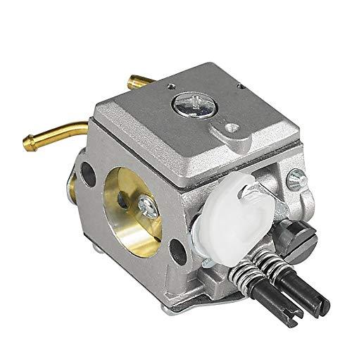 SGHKKL Alturas Liniumentación Motosierra Carburetor Carber Compatible para Husqvarna 372XP 362 365 371 372 Motosierra Walbro HD-12 HD-6 5032818-01 503 28 32-03