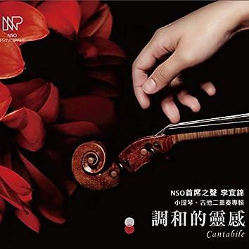 NSO Principals Series: Cantabile Violin & Guitar