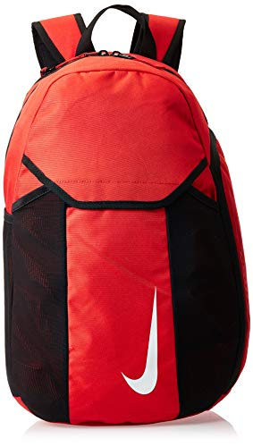 NIKE Nk Acdmy Team Bkpk Sports Backpack, Unisex adulto, University Red/Black/(White), MISC