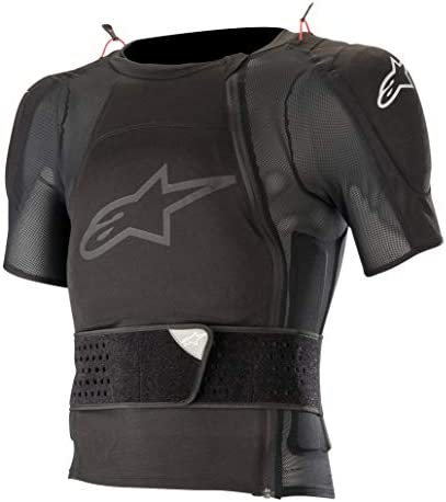 Alpinestars Men s Sequence Protection Motorcycle Jacket Short Sleeve Black M Black M product image