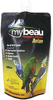 my beau Avian Vitamin & Mineral for Birds, 300 ml