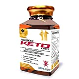 MOUNTAINOR Keto Diet Weight Loss Formula Advanced- 1000mg (60 CAPSULES)- Natural Supplement For