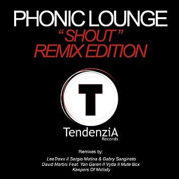 Shout (Remixes)