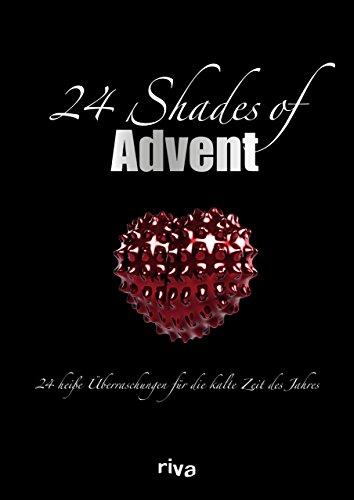 24 Shades of Advent: Heiße Überraschungen für die kalte Zeit des Jahres