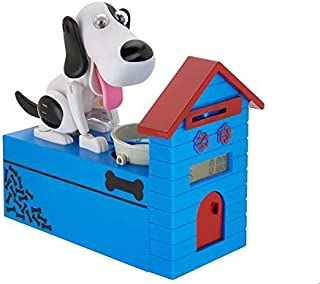 Best puppy hungry eating dog coin bank Reviews