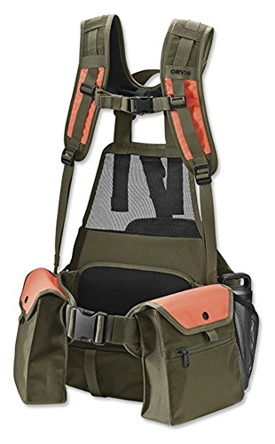Orvis Men's Pro Series Hunting Vest, Olive