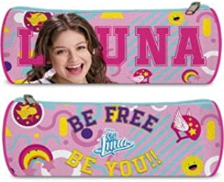 Disney – soy Luna – Estuche Escolar, sl17229, 22 cm: Amazon.es: Juguetes y juegos