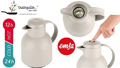 Emsa Samba Karaffe 1 l Grau