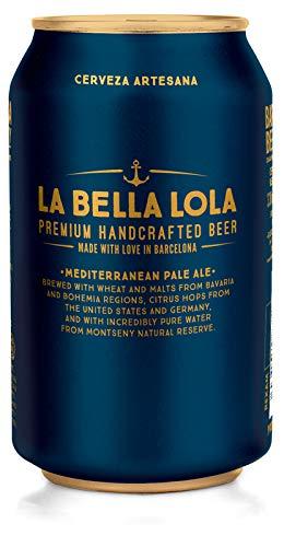 Cerveza La Bella Lola Lata 330ml - [Pack x24]