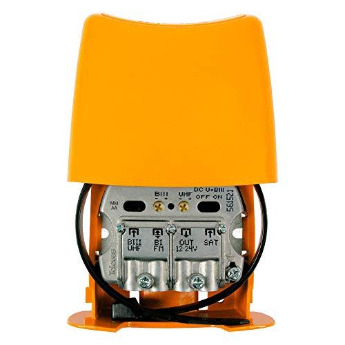Amplificador de Mástil 3e BIII/UHF-FMmix-FImix LTE 5G