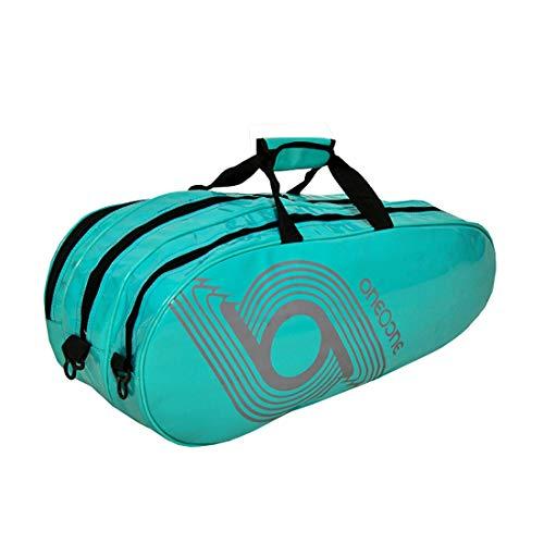 One O One - Xhale Collection Triple Mint Badminton/Tennis Kit Bag