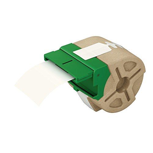 Leitz 70050001 Endlos-Kartonrollenkassette Icon, nicht klebend, Karton, 57 mm x 22 m, weiß