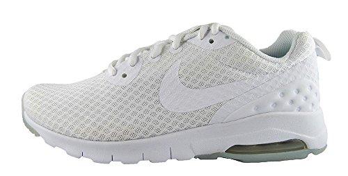 Nike Damen Air Max Motion Low Laufschuhe, Weiß (White / White), 37.5 EU