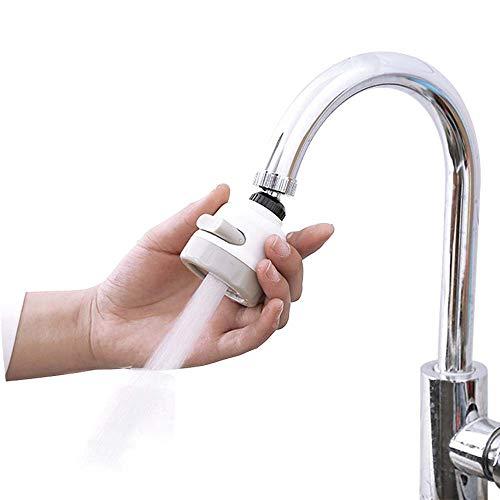 Ginkago Wasserhahnfilter Wasser Filtersystem Küchenzubehör für Gesunder Lebensstil