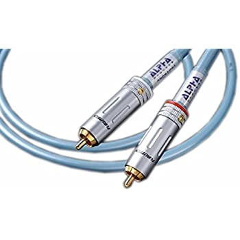Furutech - Alpha Line 1 - High Performance RCA Audio Cable