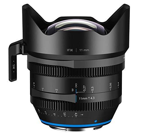IRIX Objektiv, 11 mm, T4.3, für Canon RF